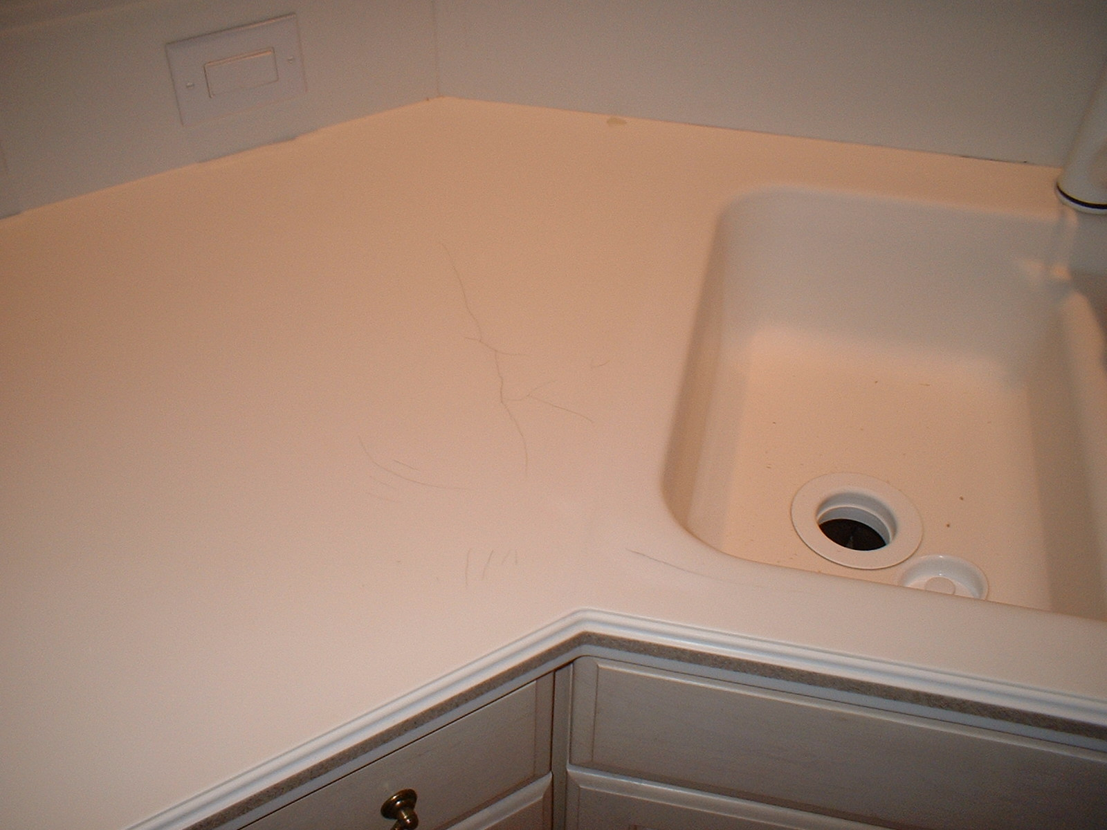 surface countertop repair solid dfw